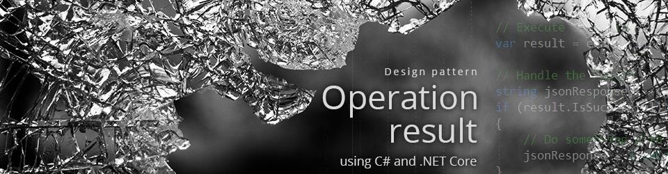 Operation result - ForEvolve